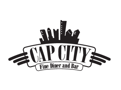 Cap City logo