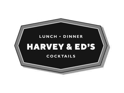 Harvey and Ed's logo