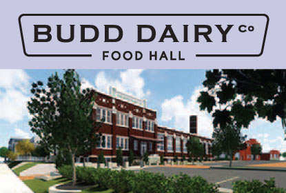 Budd Dairy Food Hall Opening Spring 2019
