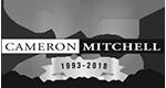 Cameron Mitchell 25th Anniversary Logo
