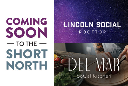 Check out Del Mar & Lincoln Social!