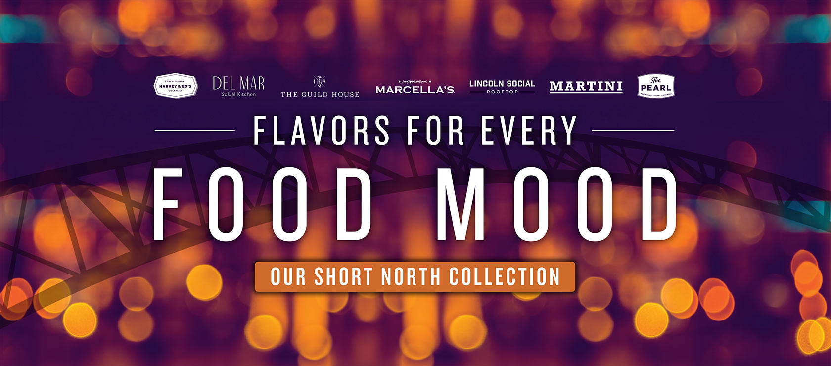 Flavors for Every Food Mood