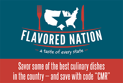 Savor Some of the Best Culinary Dishes in the Country.