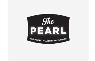The Pearl restaurant Logo