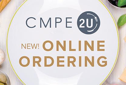 CMPE 2U New! Online Ordering.