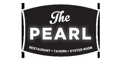 The Pearl Restaurant Tavern Oyster room logo